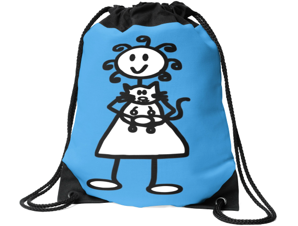 Drawstring Bags available here
