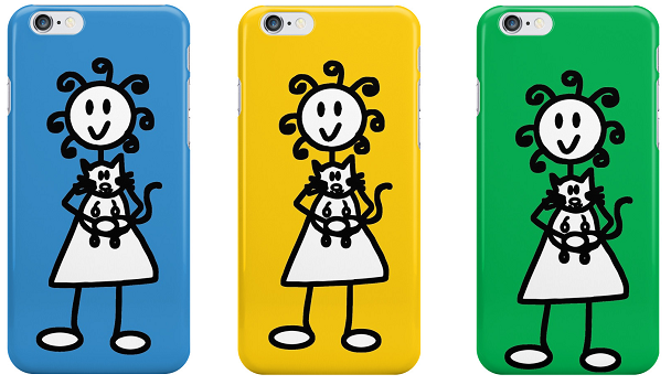 iPhone Cases and Skins available here